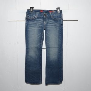 X2 by Express boot womens jeans size 6 S 1251